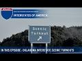 Interstates of America : Oklahoma Scenic Turnouts