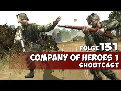 COMPANY OF HEROES 1 #131 - Das Spiel des Jahres? ★ Shoutcast ★