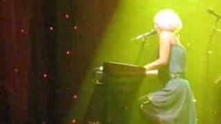 Tori Amos as Santa performing Bug a Martini  in Vancouver
