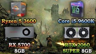Intel Core I5 9600K – Swatfilms