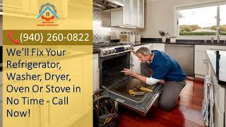 Refrigerator Repair Near Denton Tx