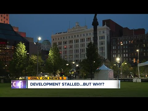 Cleveland development stalled...but why?