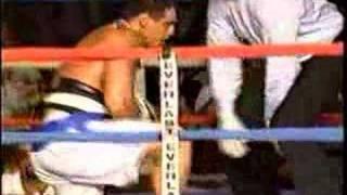 Jason Barnett Pro Debut TKO