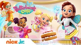 Butterbean's Café Series Trailer New Animated Series from the Creators of Bubble Guppies | Nick Jr.