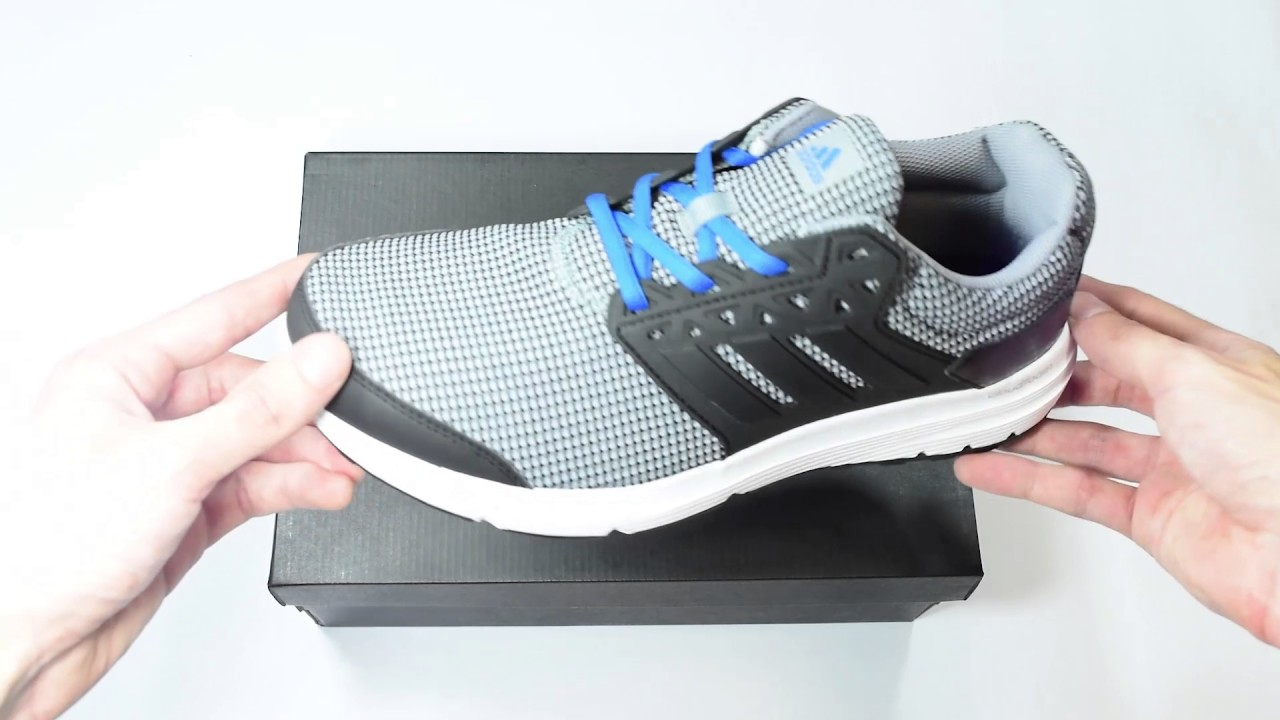 Adidas Galaxy 4 (BB3563) unboxing YouTube