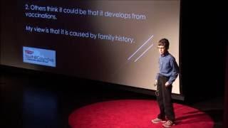Autism just needs more understanding.   Gavin Runkle   TEDxYouth@Columbus