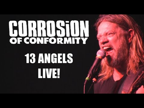 """Corrosion of Conformity: """"13 Angels"""" Live 5/7/16 Columbus, OH"""