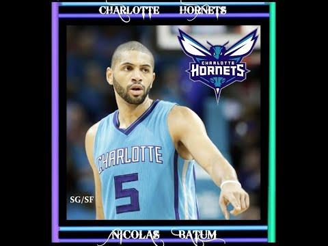 Nicolas Batum-Hornets