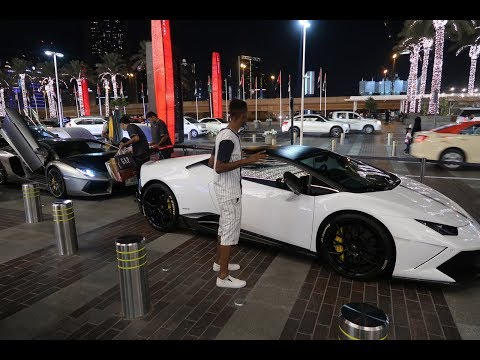 CARS OF THE RICH ARABS OF THE MIDDLE EAST