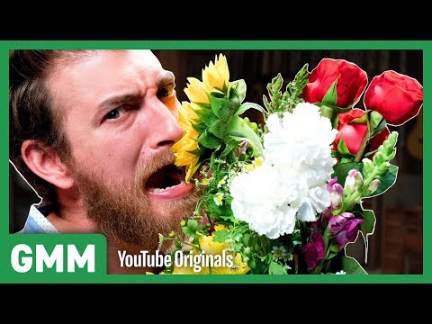Valentine's Day Flowers Taste Test