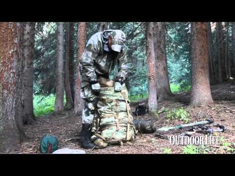 Live Hunt:  How to Pack Out a Deboned Elk