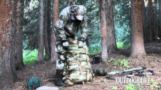 Live Hunt:  How to Pack Out a Deboned Elk
