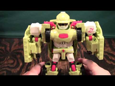 Tobot D Review (by Young Toys 또봇)