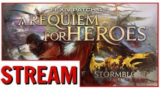Final Fantasy XIV: A Requiem for Heroes   Road To Shadowbringers Finale