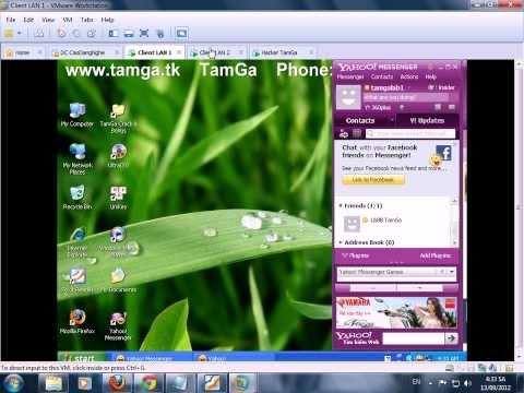 LAB 1 - An Toàn Mạng - Hack Yahoo & Gmail - Hack Domain