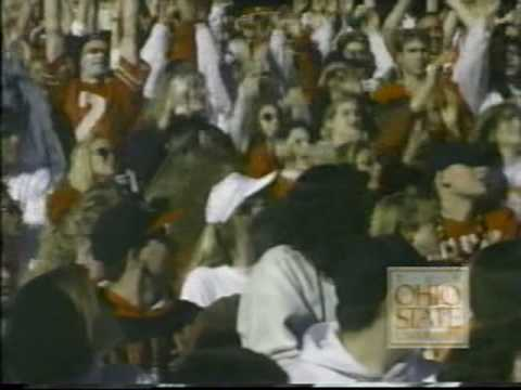 1998 The Ohio State University commercial