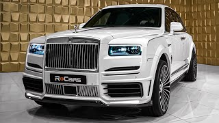 2020 Mansory Rolls-Royce Cullinan - Ultra Luxury SUV from Mansory