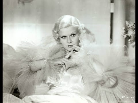 Jean Harlow: A Pretty Girl Is Like A Melody