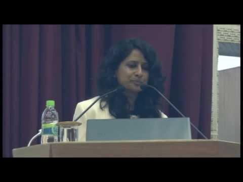 Women's Leader Conclave: Ms. Varsha Singh  @ Sri Balaji Society
