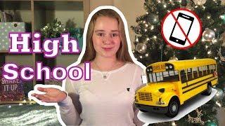 ШКОЛЫ в США | СЛОЖНО ли УЧИТЬСЯ в HIGH SCHOOL?//УРОКИ