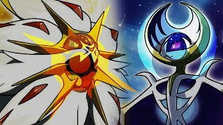 ✔ Pokemon Sun and Moon LEGENDARY POKEMON DISCUSSION! Are They Really Pokemon?! #TeamSun #TeamMoon