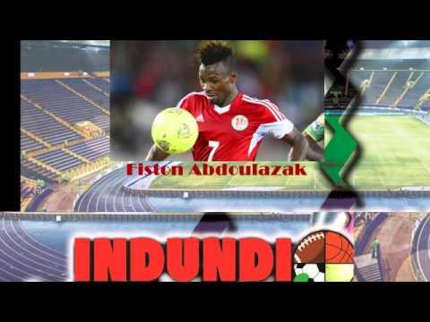 #indundi Sport - Fiston Abdoulazak  (Burundi 1 Namibia 3)