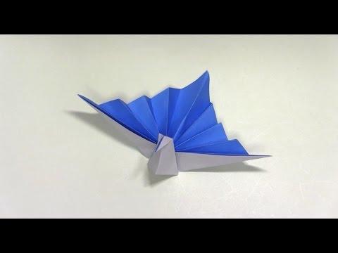 クリスマス 折り紙 : 鶴の折り紙 : youtube.com