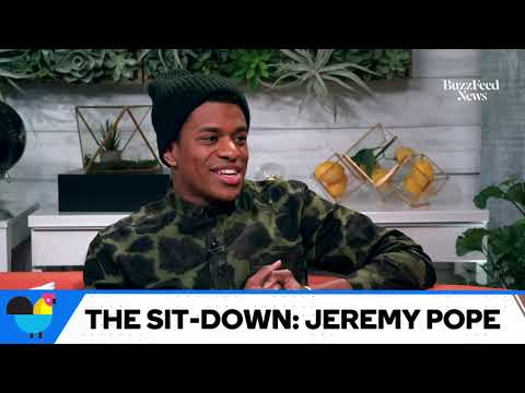Jeremy Pope Wants To Talk About Homophobia In The Black Community