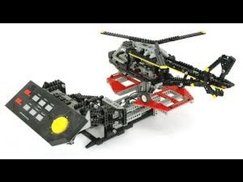 Lego Technic 8485 Control Center Ii Instructions With Part List