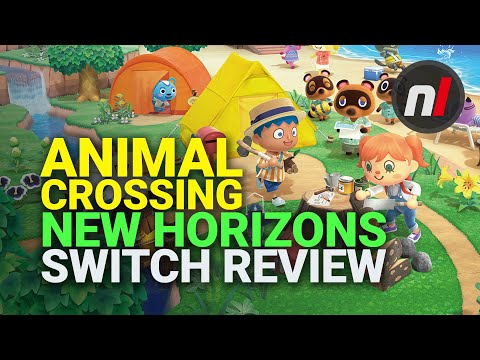 Animal Crossing: New Horizons Nintendo Switch Review - Is It Worth It?