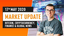 Bitcoin, Cryptocurrency, Finance & Global News - May 17th 2020