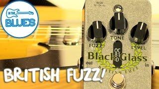 Keeley Electronics - Black Glass British Fuzz Pedal