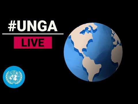 Coming Soon LIVE - SDG Moment & UNGA 76 - The clock is ticking | United Nations General Debate