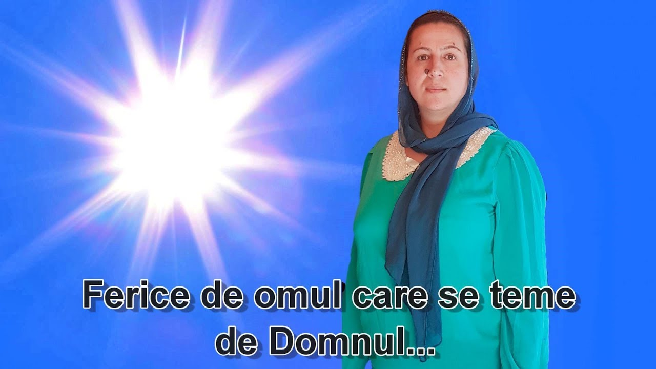 Corina Moldovan - Daca asculti de Dumnezeu [Official video] 2018