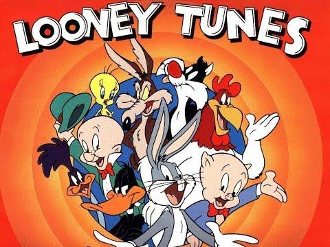 Looney Tunes! Серия 35! УРА! Новая глава! Веселая игра про Багз Банни