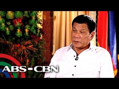 TV Patrol: Duterte, may hiling sa Diyos para sa mga haharaping hamon