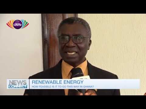 Is renewable energy the way to go for Ghana? Is it the most feasible approach?