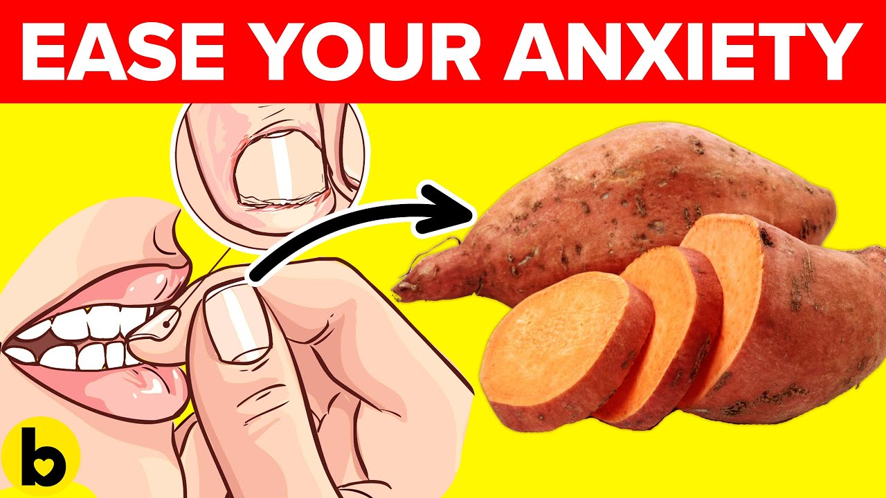 17 calming Foods that can ease your anxiety