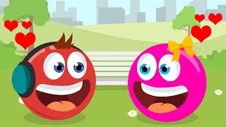 ENCONTREI A NAMORADA DA BOLINHA VERMELHA !! - Red Ball