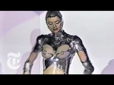T Magazine - It's All About Thierry Mugler | The New York Times