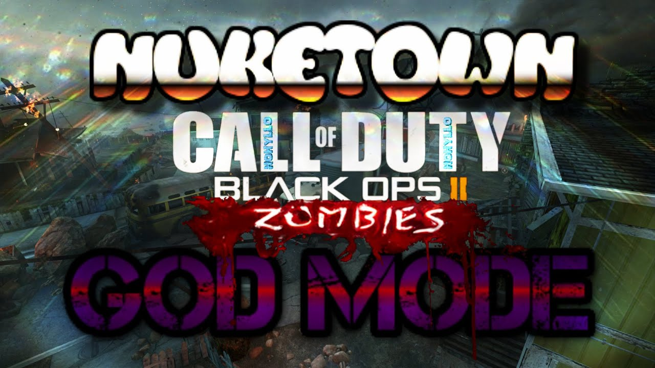 how to get nuketown on black ops 2 zombies ps3