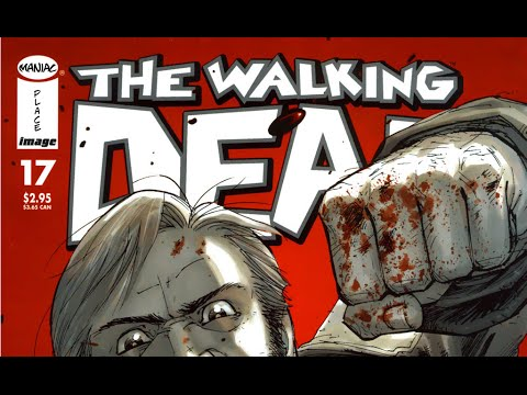 The Walking Dead Compendium (Обзор комикса)