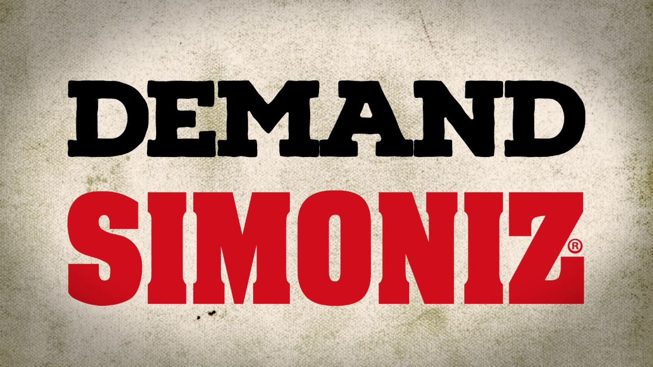Demand Simoniz
