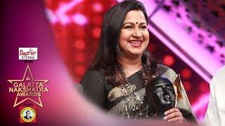 சித்தி to வாணி ராணி Television's Pioneer Radhika | Galatta Nakshatra Awards