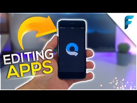 Le Migliori 7 App Per EDITARE Video Su Smartphone! (iOS & Android) [ITA]