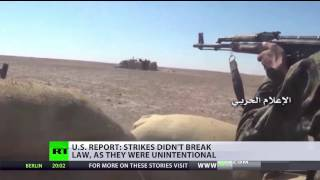 'Regrettable error'  Only call from Russia stopped strikes on Syrian troops, Pentagon says