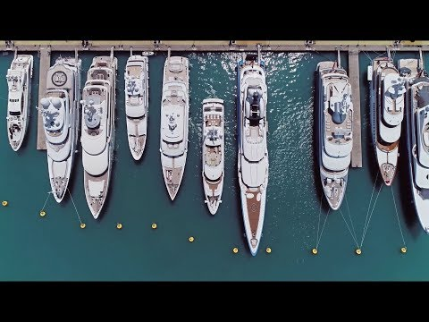 Port Vauban - Antibes, the future of yachting