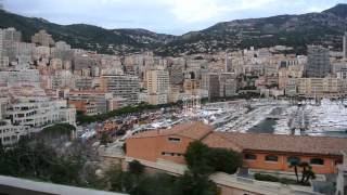 Bus Tour of Monte Carlo, Monaco