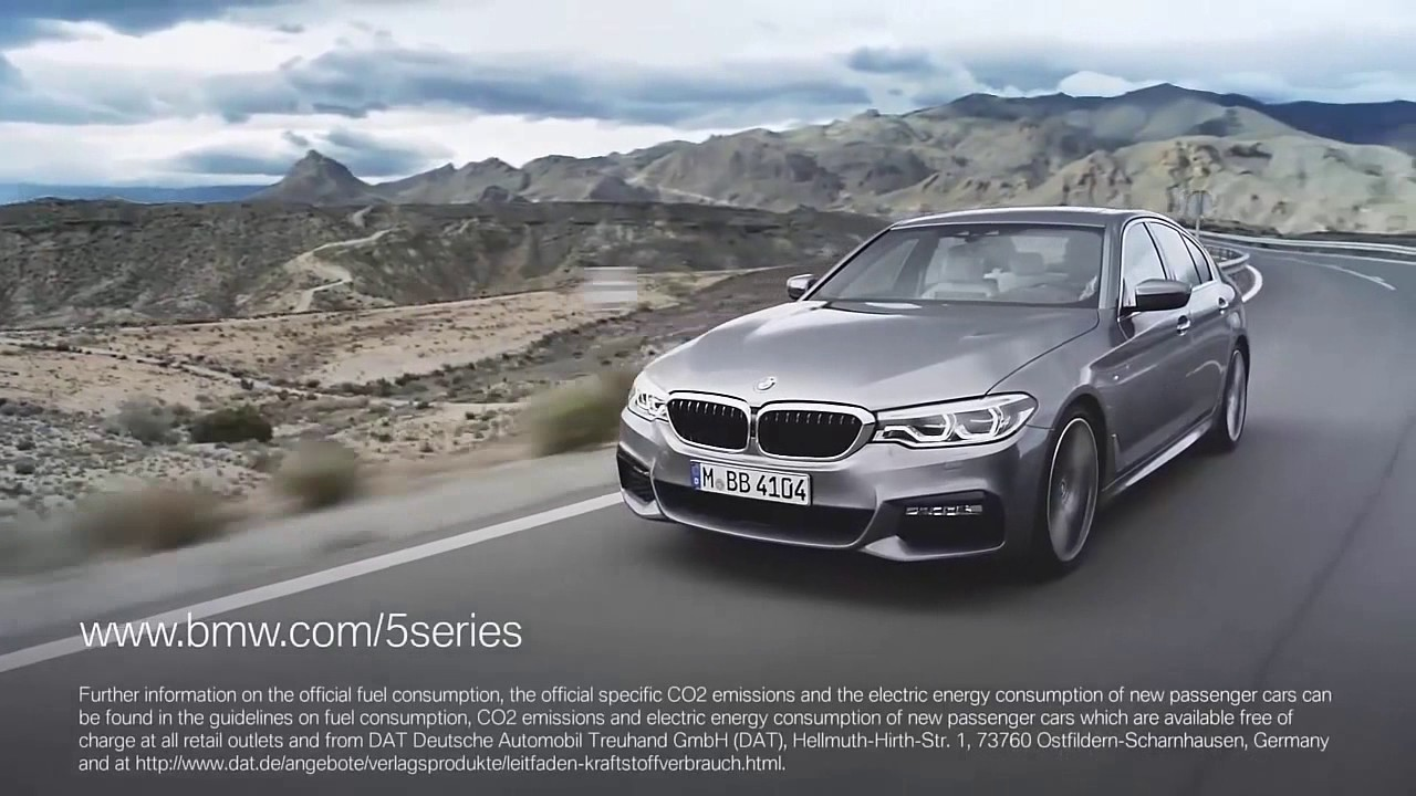 Bmw 5 series 2017 review and test drive