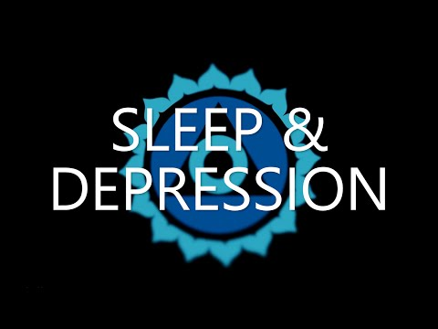 1 Hour Sleep Hypnosis: Higher Self Healing for Depression &